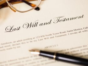 Probate Will and Trust
